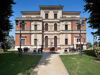 Villa Belussi Restaurant +3 lakosztály, Cignone